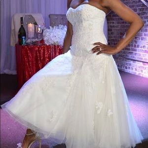 "Wedding Dress ""Ivory """